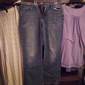Ladies Lucky Jeans